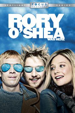 Rory O'Shea Was Here movie poster.