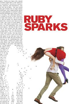 Poster for the movie Ruby Sparks