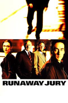 Runaway Jury movie poster.