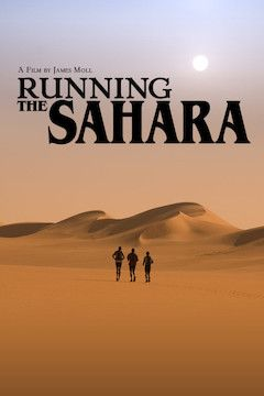 Poster for the movie Running the Sahara