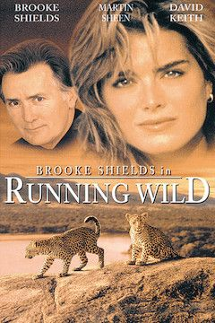 Running Wild movie poster.