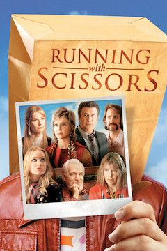 Running With Scissors movie poster.