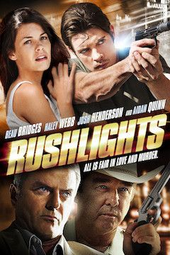 Rushlights movie poster.