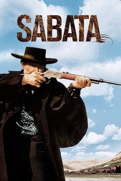 Sabata movie poster.