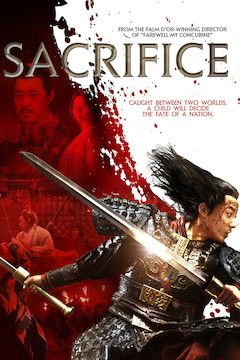 Sacrifice movie poster.