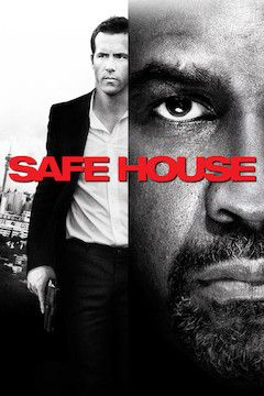 Safe House movie poster.