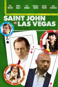Saint John of Las Vegas movie poster.
