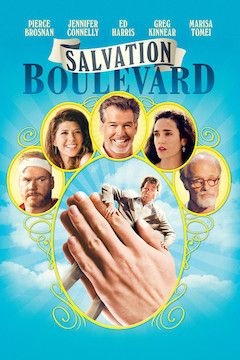 Salvation Boulevard movie poster.