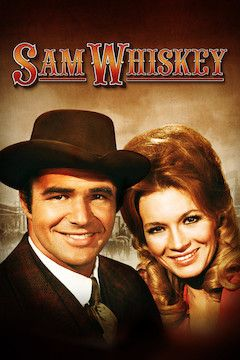 Sam Whiskey movie poster.