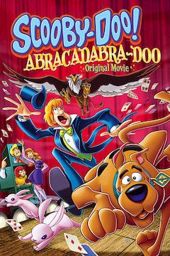 Scooby-Doo! Abracadabra-Doo movie poster.