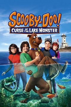 Scooby-Doo! Curse of the Lake Monster movie poster.