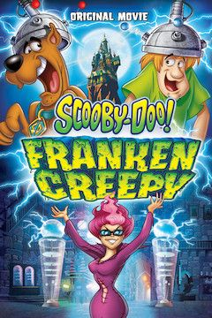 Scooby-Doo! Frankencreepy movie poster.