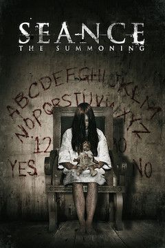 Seance: The Summoning movie poster.