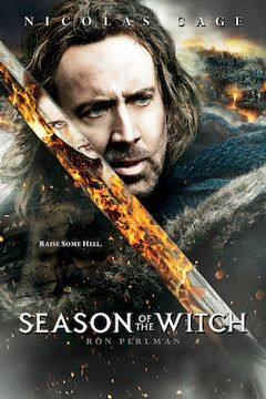 Season of the Witch movie poster.