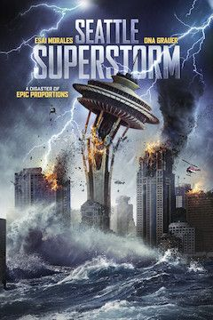 Poster for the movie Seattle Superstorm