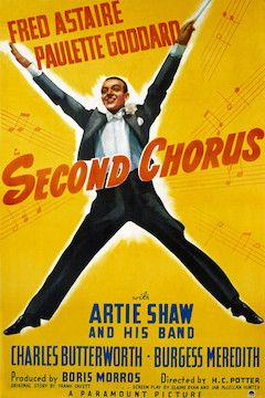 Second Chorus movie poster.