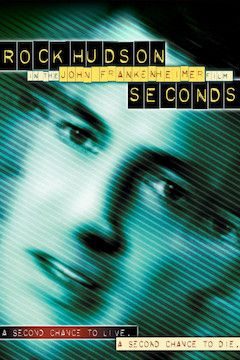 Seconds movie poster.