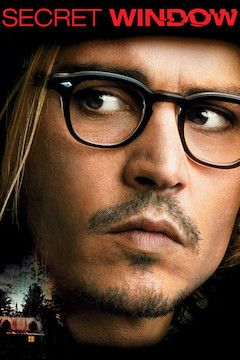 Secret Window movie poster.