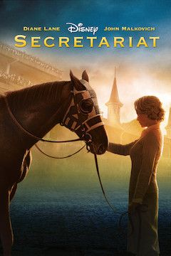 Secretariat movie poster.