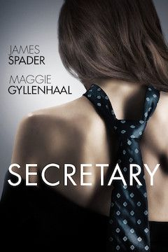 Secretary movie poster.