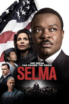 Poster for the movie Selma