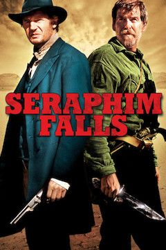 Seraphim Falls movie poster.