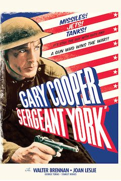 Sergeant York movie poster.