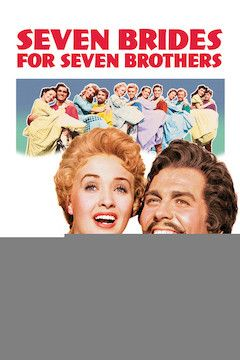 Poster for the movie Seven Brides for Seven Brothers