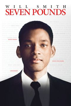 Seven Pounds movie poster.