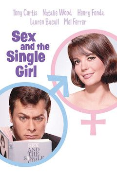 Sex and the Single Girl movie poster.