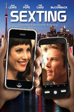 Sexting movie poster.