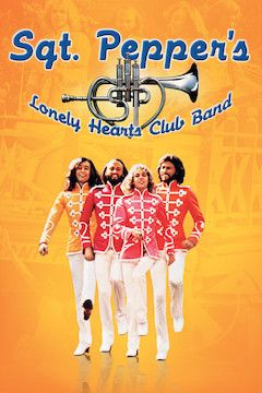 Sgt. Pepper's Lonely Hearts Club Band movie poster.