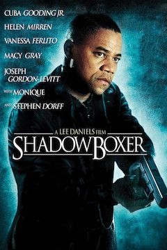 Shadowboxer movie poster.