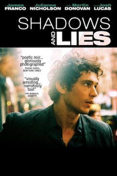 Shadows and Lies movie poster.
