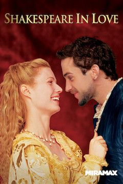 Shakespeare in Love movie poster.