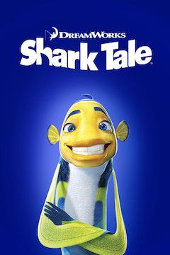 Shark Tale movie poster.
