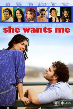 She Wants Me movie poster.