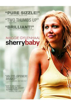 Sherrybaby movie poster.