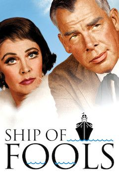 Ship of Fools movie poster.