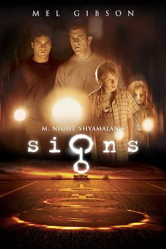 Signs movie poster.