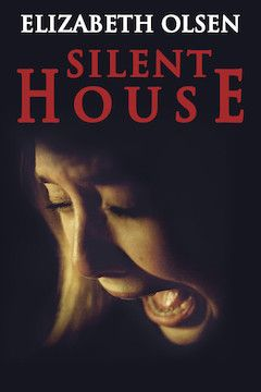Silent House movie poster.