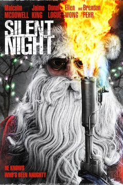 Silent Night movie poster.