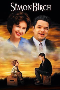 Simon Birch movie poster.