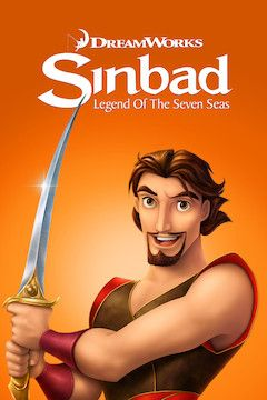 Sinbad: Legend of the Seven Seas movie poster.