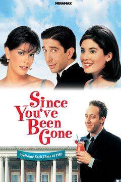 Since You've Been Gone movie poster.