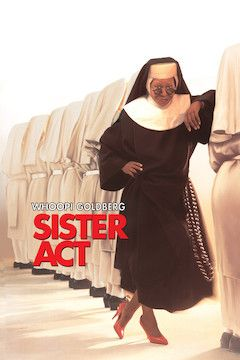 Sister Act movie poster.