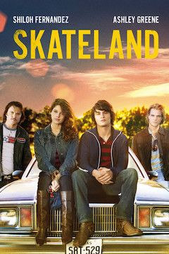 Poster for the movie Skateland