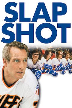 Slap Shot movie poster.