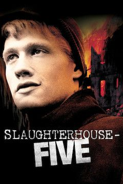 Slaughterhouse-Five movie poster.
