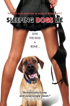 Sleeping Dogs Lie movie poster.